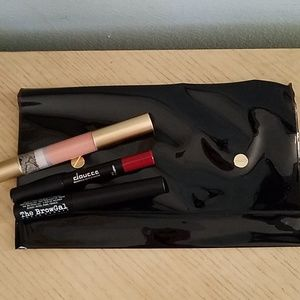 The BrowGal Doucce Mally Lip Gloss Sephora NEW